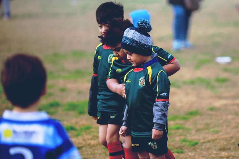 NSW Kids Rugby Beanie