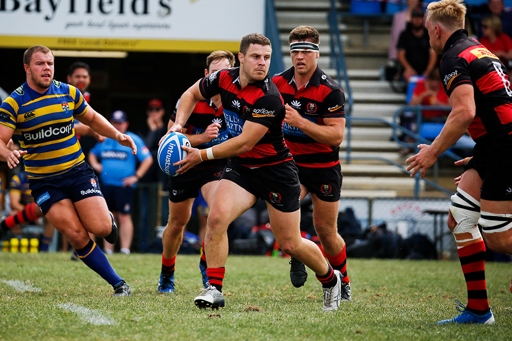 Norths stunned two-time defending premiers Sydney University with a 24-22 comeback win | Photo: Karen Watson
