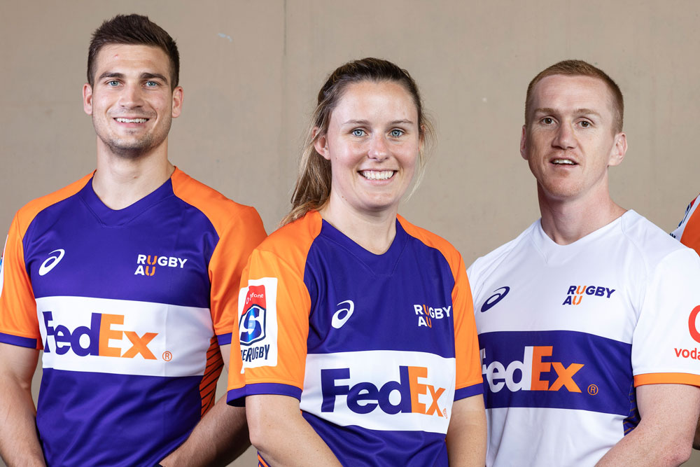 Amy Perrett is set to make Super Rugby history as the first ever female match official. Photo: Getty images