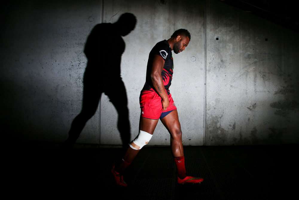 Eto Nabuli says he will hunt for more work in attack for the Reds this year. Photo: Getty Images