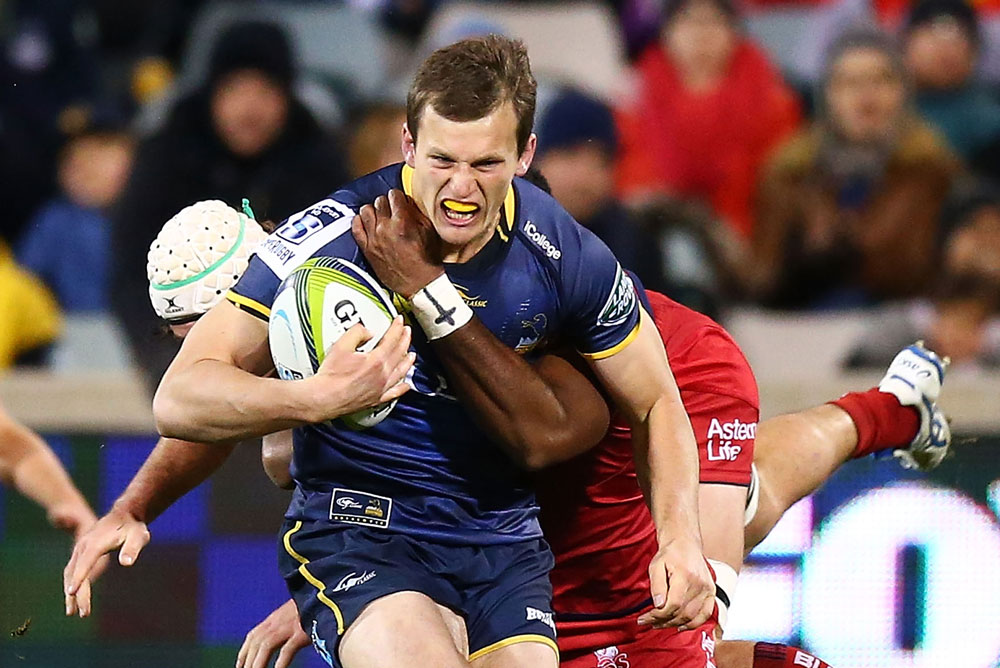 James Dargaville is one of many with Super Rugby experience in the Vikings squad. Photo: Getty Images