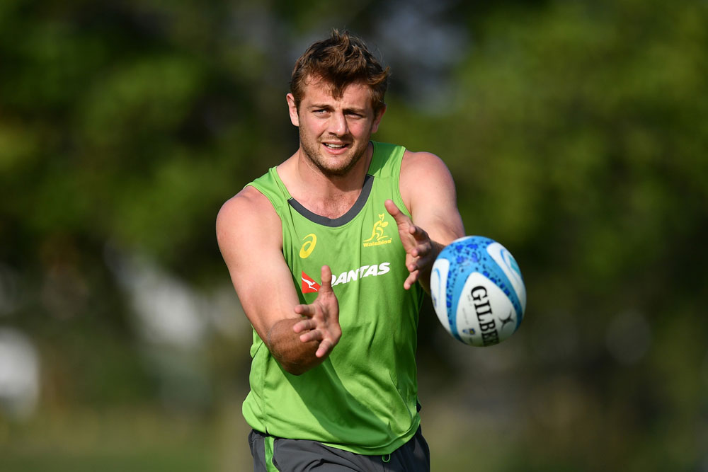 Dean Mumm says the Wallabies need to take their chances. Photo: Getty Images