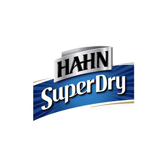 Hahn Super Dry Logo