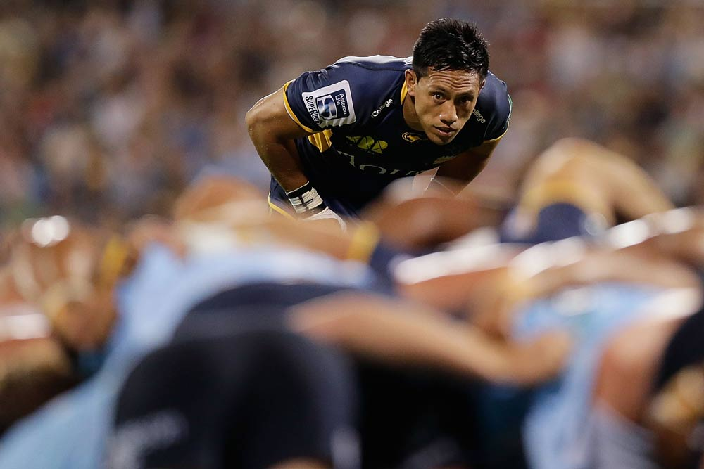 The Brumbies are staying grounded despite their 2-0 start to the year. Photo: Getty Images