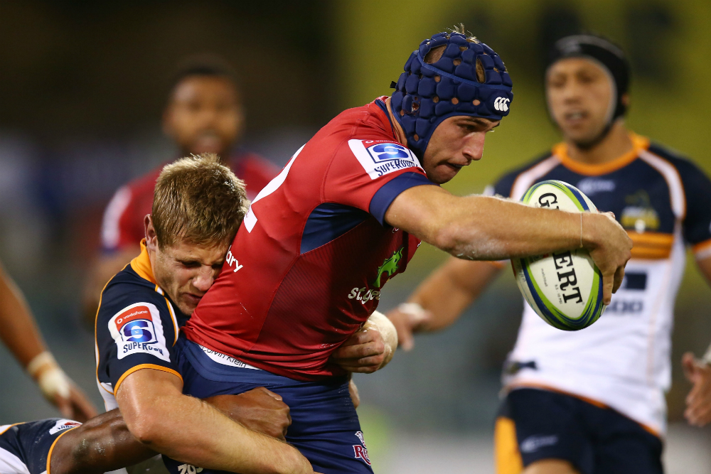 Hamish Stewart will make his first start of the season against the Lions. Photo: Getty Images