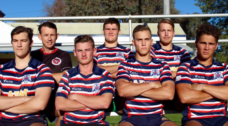 NT Rugby Team