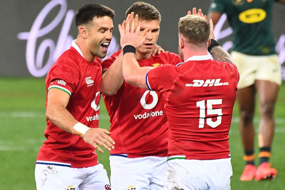 Conor Murray returns for the Lions. Photo: Getty Images