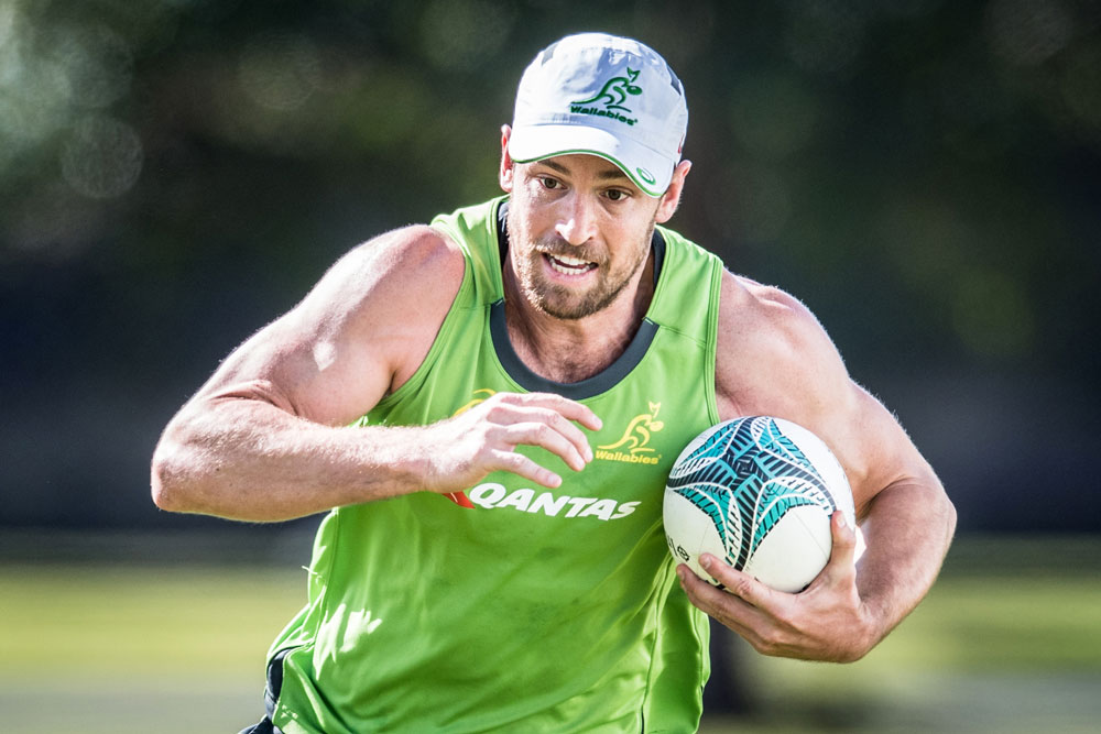 Luke Morahan is back in the main Wallabies squad. Photo: Getty Images