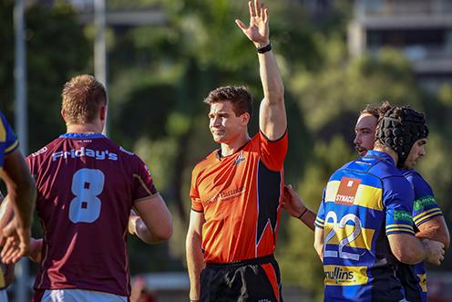 QLD Referee