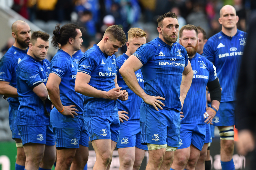 Ireland's four provinces could play each other from August. Photo: Getty Images