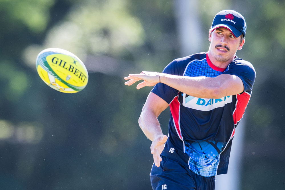 Jake Gordon will start at halfback on Thursday. Photo: RUGBY.com.au/Stuart Walmlsey