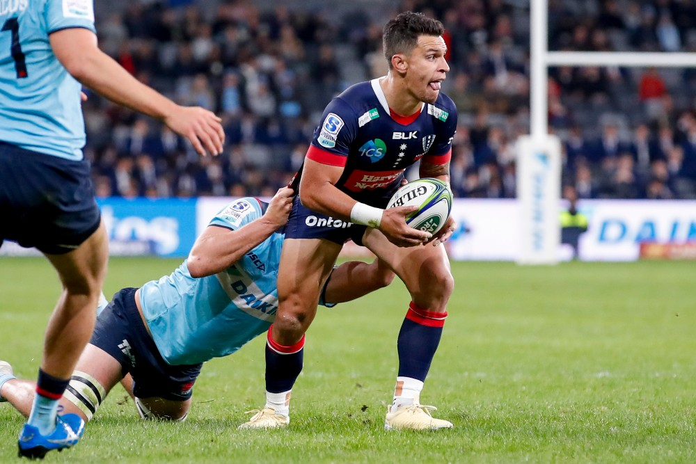 Matt To'omua has re-signed until the end of 2023. Photo: Getty Images