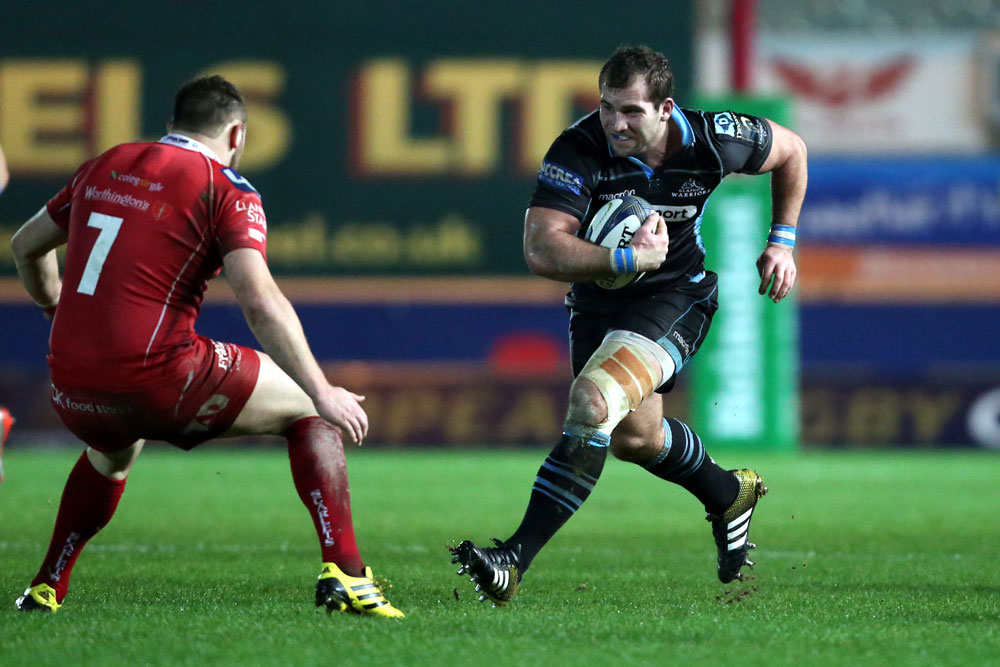 Fraser Brown has been given the nod for the Six Nations opener. Photo: Getty Images