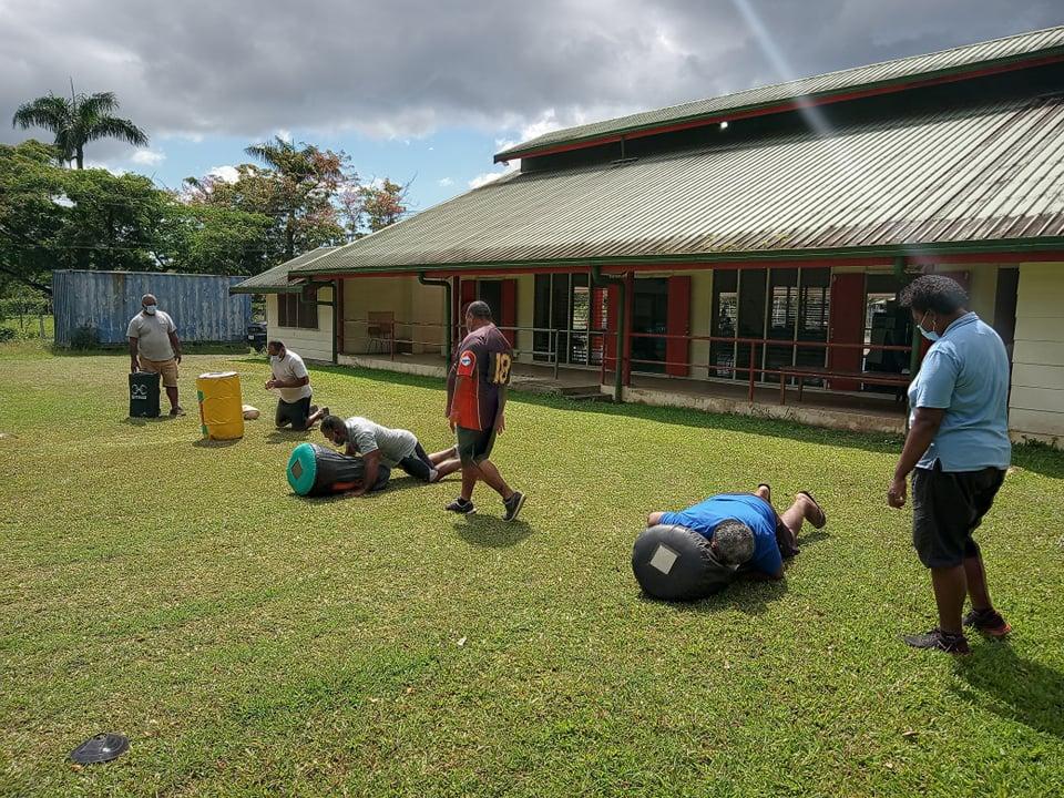 2021 Fiji Rugby T&E Super Month