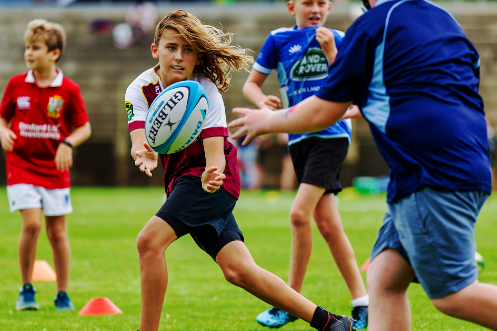 The Rugby Club Foundation delivered 18 financial grants to grassroots Rugby projects across New South Wales.