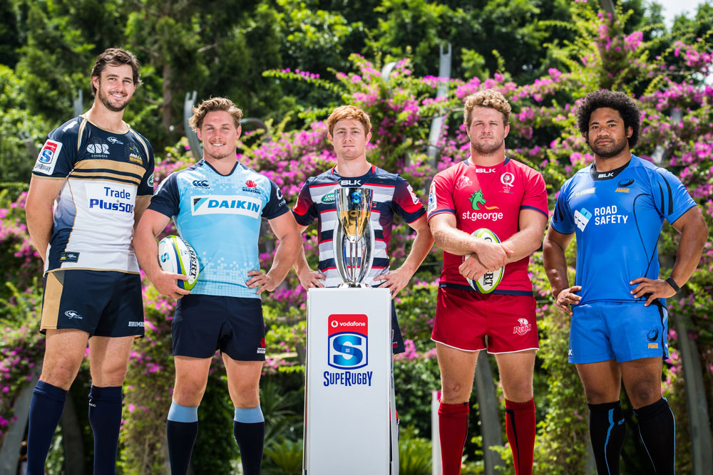 The Super Rugby salary cap is a point of contention. Photo: RUGBY.com.au/Stuart Walmsley