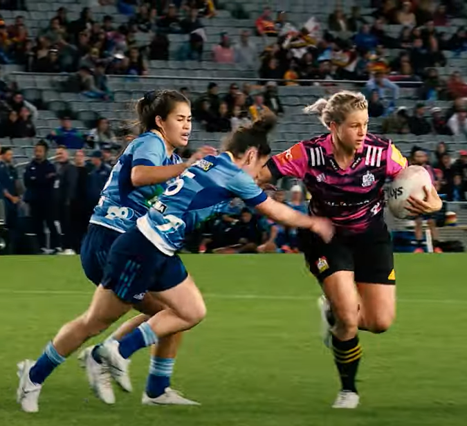 New Zealand Rugby women's Super Rugby Aupiki