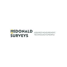 McDonald Surveys website logo