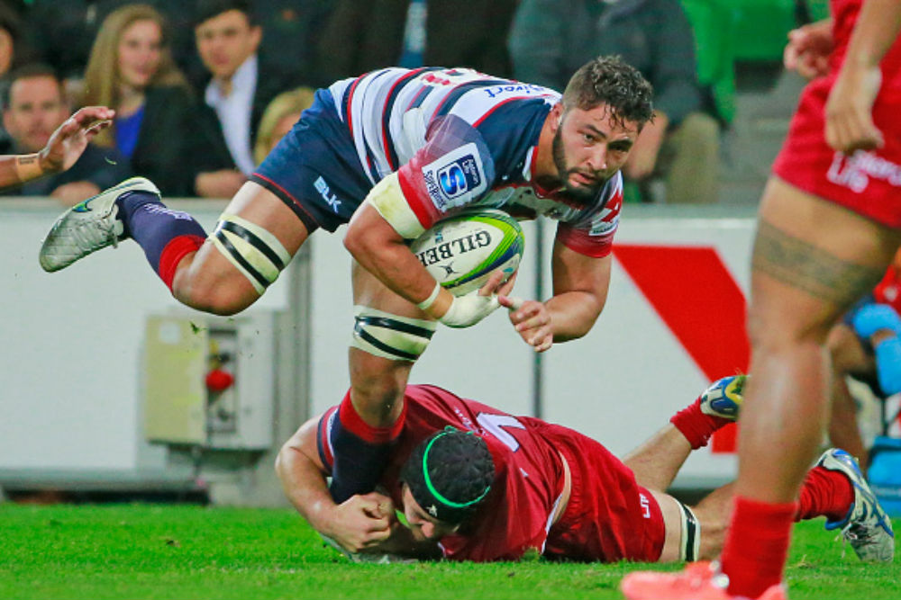 Rebels re-shuffle for closing stages of season: Getty images