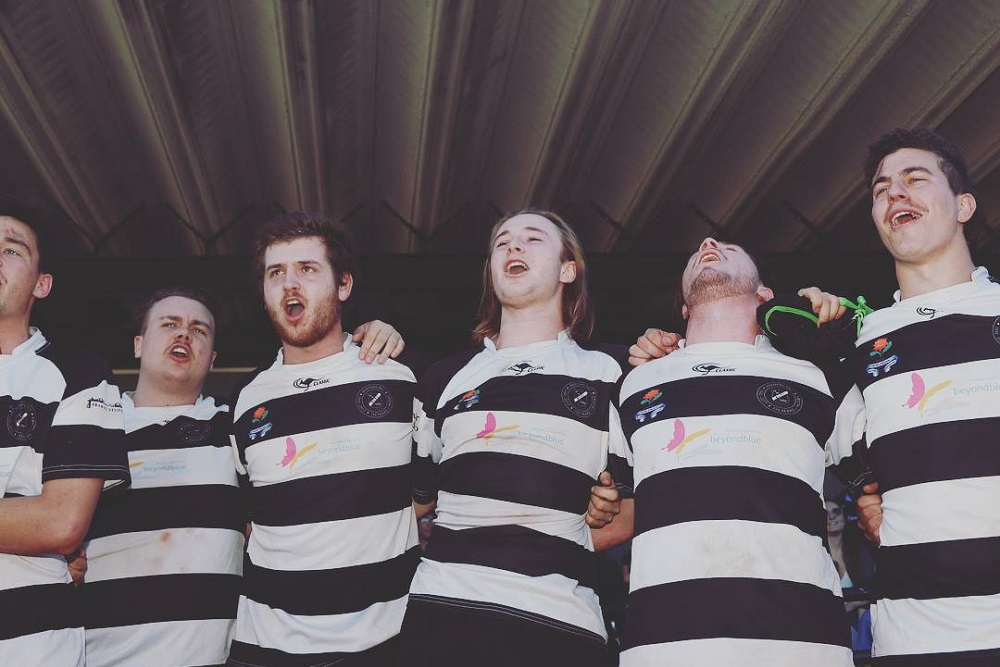 Hunters Hill Rugby Union Football Club Seniors