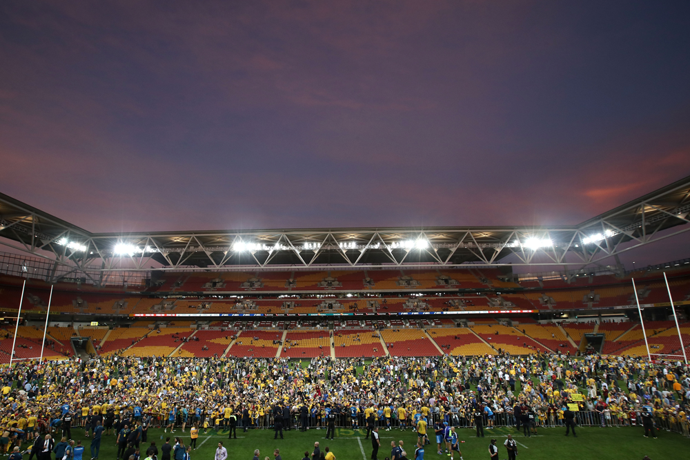 Tickets are on sale now for Suncorp Stadium on 7 July. Photo: Getty Images