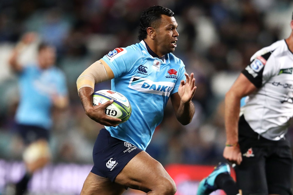 Kurtley Beale. Photo: Getty Images