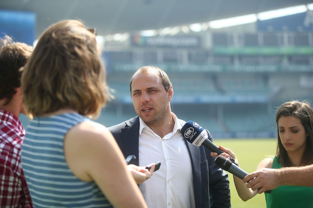 Phil Waugh has also joined the First Nations Rugby Committee | Getty Images