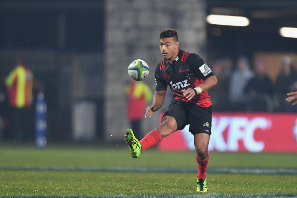 Genia rates Richie Mounga an an All Black in waiting. Photo: Getty Images