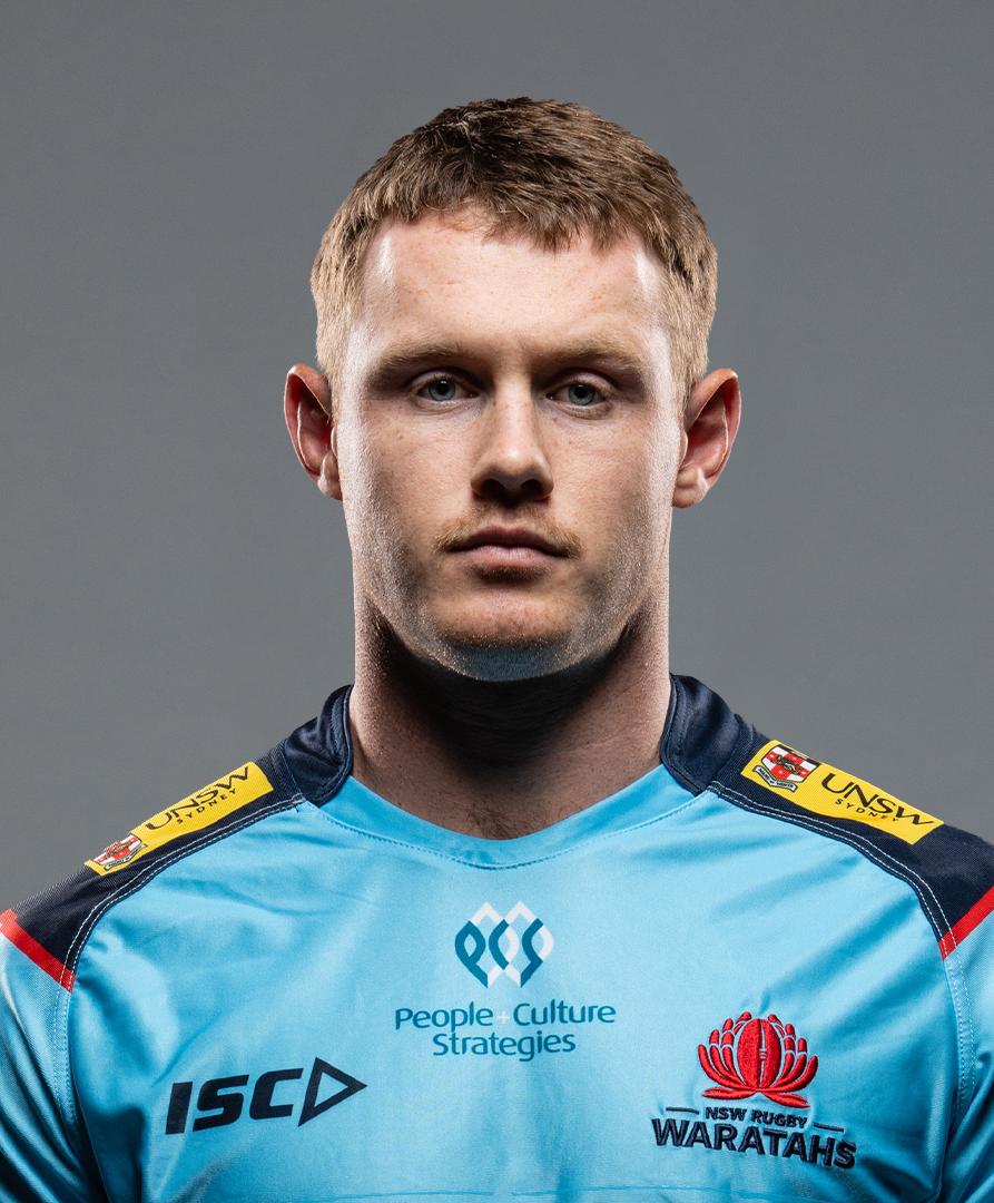 Tom Horton Player Profile Waratahs