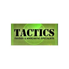 Tactics Website logo