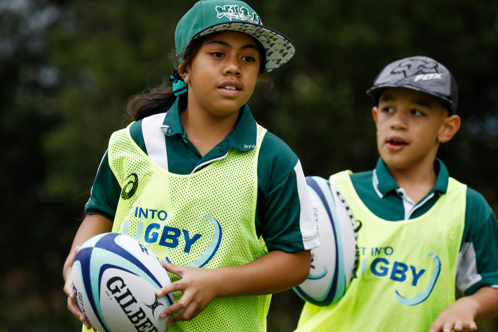 Get into Rugby Schools Girl